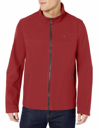Tommy Hilfiger Men's Water Resistant Softshell Jacket (Standard and Big & Tall)
