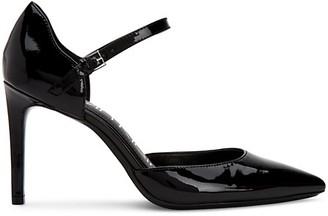 Calvin Klein Roya Stiletto Patent Leather Pumps