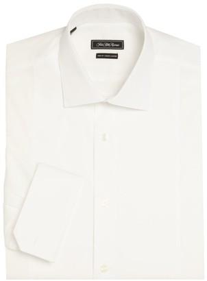 Saks Fifth Avenue COLLECTION Trim Fit Tuxedo Shirt
