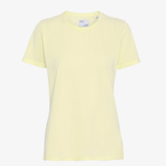 Colorful Standard - Soft Yellow Women Tee Shirt - s