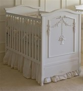 The Well Appointed House French Panel Crib in Snow