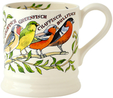 Emma Bridgewater Garden Birds Half Pint Mug, Multi, 300ml