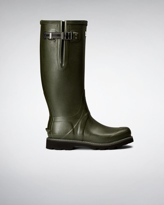 Hunter Men's Balmoral Side Adjustable Rain Boots