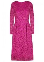 ADAM by Adam Lippes Pink Lace Dress