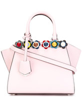 Fendi mini 3 Jours tote - women - Leather/Acrylic - One Size