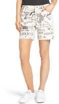 Mother Women's Vagabond Cutoff Shorts
