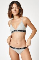 Calvin Klein ID Large Waistband Tanga Bikini Panties