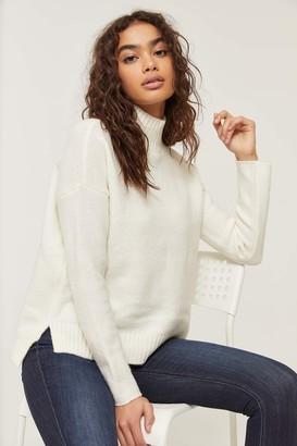 Ardene Mock Neck Knit Sweater