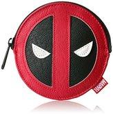 Loungefly Women's Marvel Deadpool Eyes Bag Coin Purse
