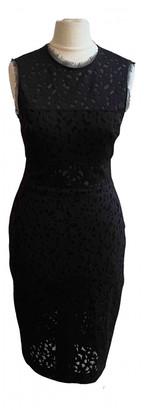 Elizabeth and James Black Polyester Dresses