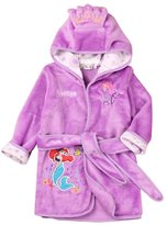 MITIAO Unisex Kids Cartoon Long Sleeve Hooded Bathrobe