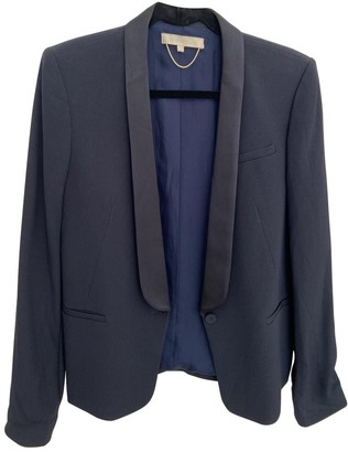 Vanessa Bruno Blue Jacket for Women