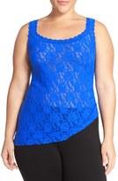 Hanky Panky Plus Size Women's 'Signature Lace' Camisole