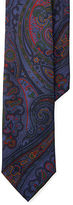 Polo Ralph Lauren Paisley Silk Twill Narrow Tie