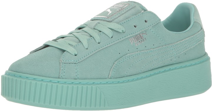 Puma Basket Platform Sneakers | Shop
