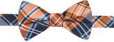 Countess Mara Men's Duane Plaid Pre-Tied Bow Tie