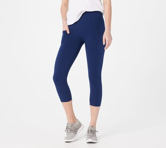 zuda Petite Z-Stretch Momentum Crop Leggings