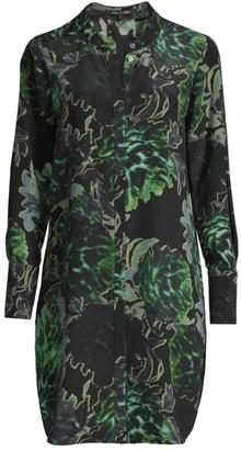 Kobi Halperin Gemma Floral Silk Tunic