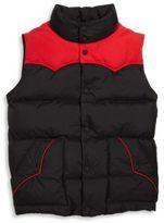 Ralph Lauren Boy's Colorblock Down Vest