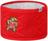 Top of the World Adult Maryland Terrapins Ziggy Knit Headband