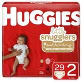 Huggies Little Snugglers 32-Count Size 2 Jumbo Pack Diapers