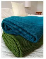 Honeycomb Throw Blanket