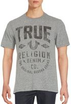 True Religion Printed Short Sleeve Tee