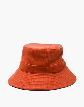 Madewell WYETH Corduroy Desi Bucket Hat