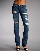 Billy Vintage Denim in Strange Brew