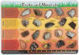 PAINLESS LEARNING PLACEMATS-Rocks and Minerals-Placemat