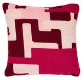 Jonathan Adler Needlepoint Throw Pillow