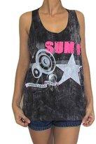 R & E Re Sum 41 Vest Tank Top Singlet Sleeveless T-Shirt L