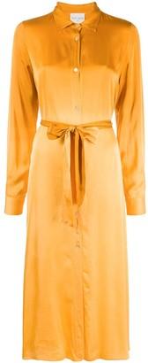 Forte Forte Tie Waist Dress