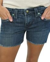 Stitch's - Blue Woven Shorts