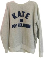 Eleven Paris Grey Cotton Knitwear for Women