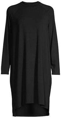 Eileen Fisher Crewneck T-Shirt Dress