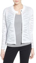 Nic+Zoe Women's Textured Waves Jacket