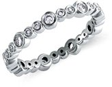 Ronde Diamond Eternity Ring in Platinum (2/5 ct. tw.)