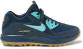 Nike Air Zoom 90 Faux Leather Golf Shoes - Navy