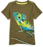 Tea Collection Toddler Boy's Forest Dragon Graphic T-Shirt