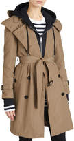 Burberry Amberford Packaway Rain Trench Coat