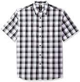 Dickies Men's Yarn Dyed Plaid Short Sleeve Shirt