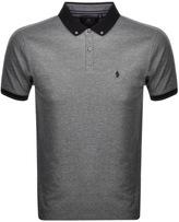 Luke 1977 Kravitz Polo T Shirt Grey