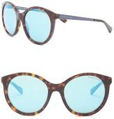Michael Kors 55mm Oversized Sunglasses