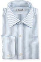 Charvet Texture-Striped Dress Shirt