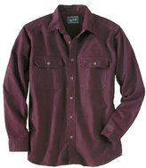 Woolrich Men's Long Expedition Chamois Shirt