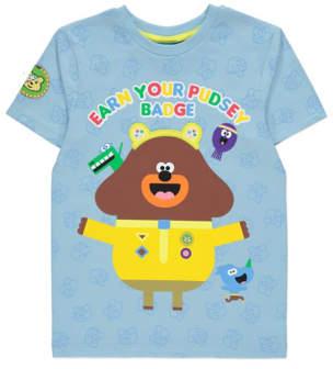 George Children in Need Hey Duggee Blue T-Shirt