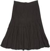 Anne Valerie Hash Black Skirt for Women