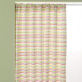 Squiggle Stripe Curtain Panel