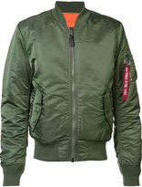Alpha Industries 'MA-1' flight jacket